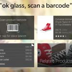 RedLaser Google Glass