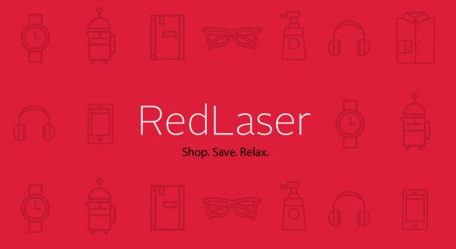 RedLaser header