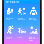 Songza - Mobile Screenshot