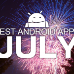 best apps july