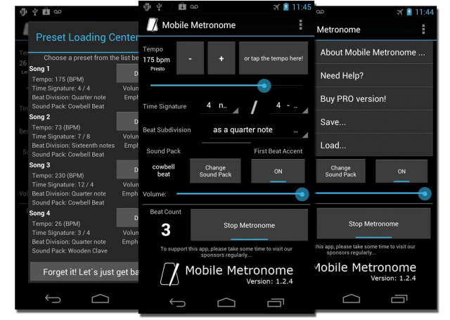 mobile-metronome