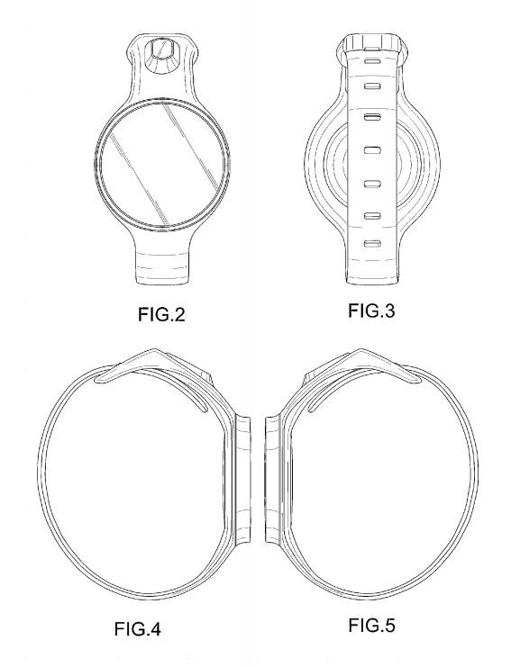 samsung circular smart watch 4