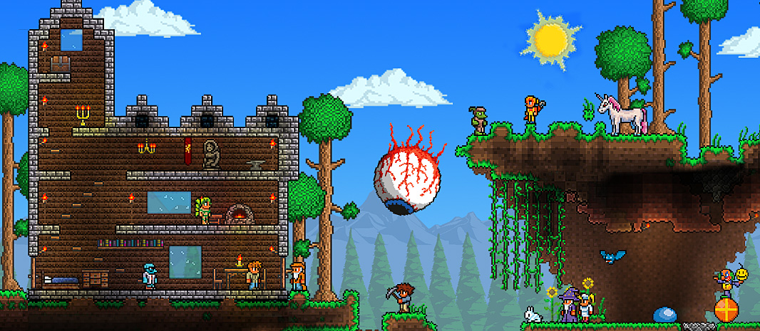 AndroiDreamer: Terraria drops to its cheapest price yet on Google Play