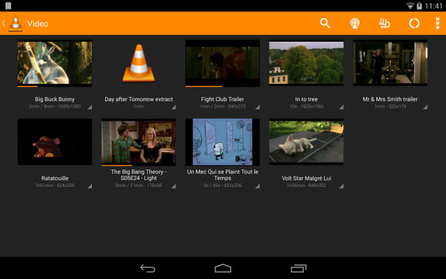 vlc media player android beta