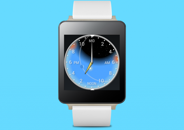 wearable widget