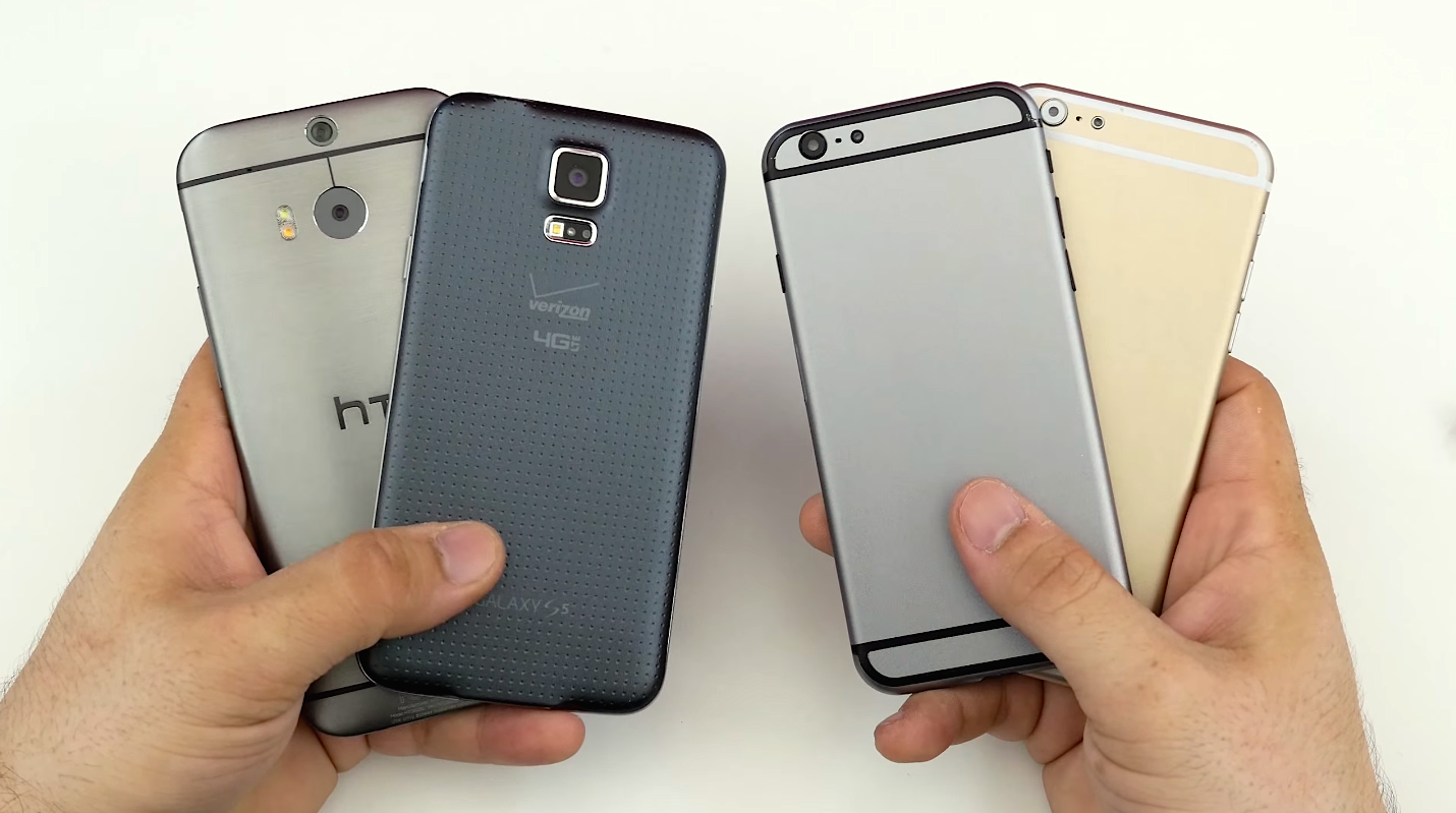 how to change size of apps on samsung s5