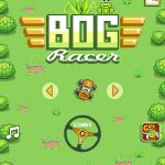 Bog Racer title screenshot