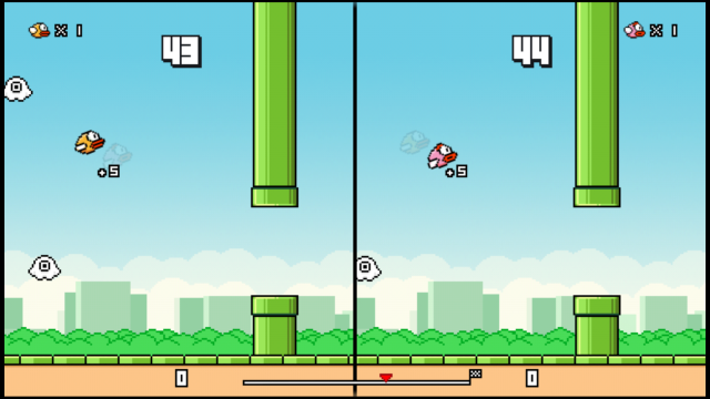 Flappy Birds Family screenshot 1