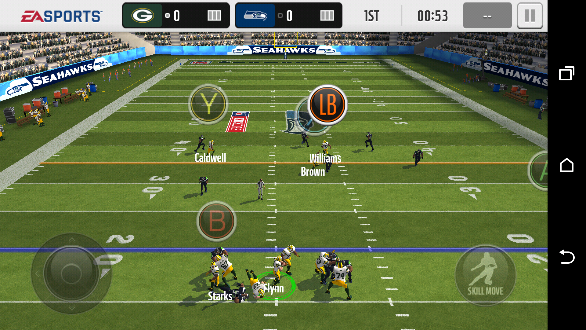 Madden nfl mobile for android review for Laden mobel