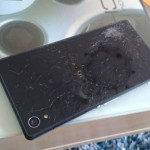 Sony Xperia Z2 Damaged_2