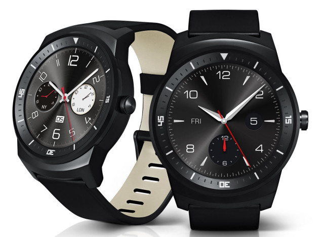 Official LG G Watch R ...