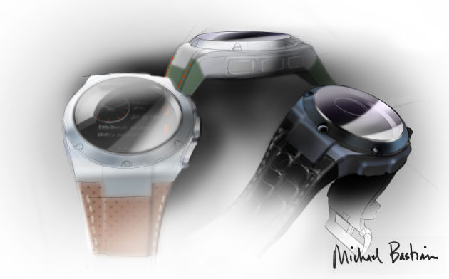 michael bastion hp smart watch 2
