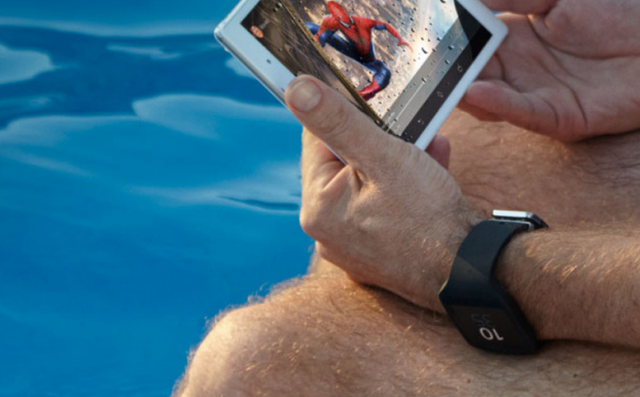 sony smartwatch tablet compact leaked