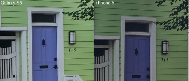 iPhone Vs Android Camera Comparison