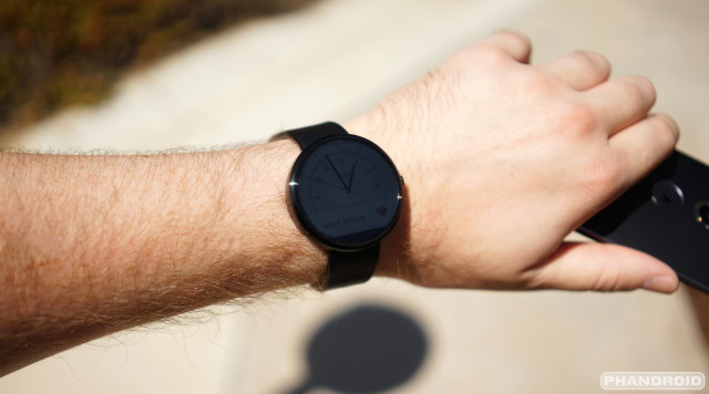 Moto 360 direct sunlight DSC06956