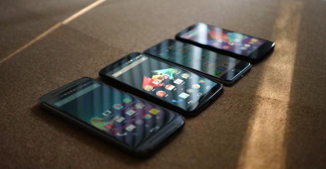 Moto X 2014 display low brightness DSC07049