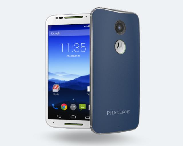 Phandroid Moto X