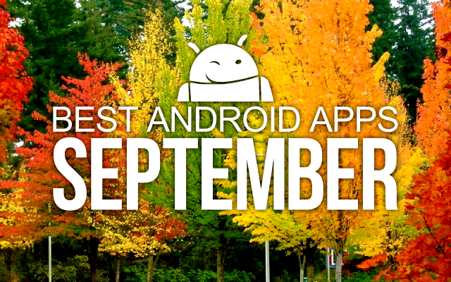 best apps SEPT