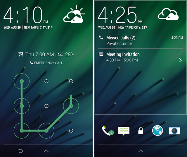HTC releases the Sense 6 Lock Screen into the Play Store