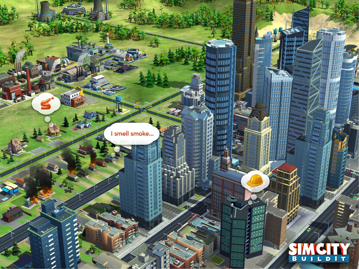 Simcity franchise heads to android with simcity buildit for Building builder online