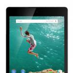 Amazon HTC Nexus 9 preorder