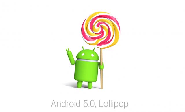 Android 5.0 Lollipop Bugdroid