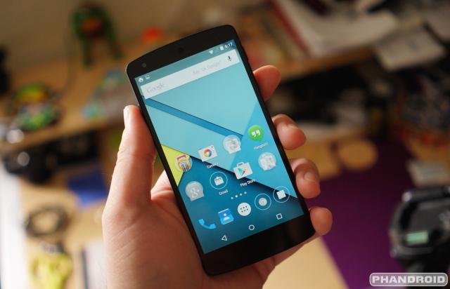 Android 5.0 Lollipop DSC07205
