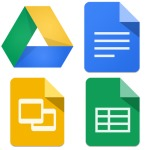 Google Drive Docs Slides Sheets Material update