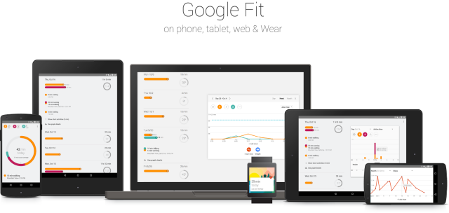 Google Fit devices