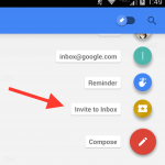 Inbox by Gmail Invites