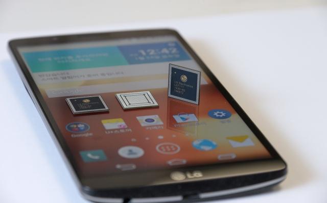 LG G3 Screen NUCLUN 1
