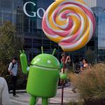Lollipop statue