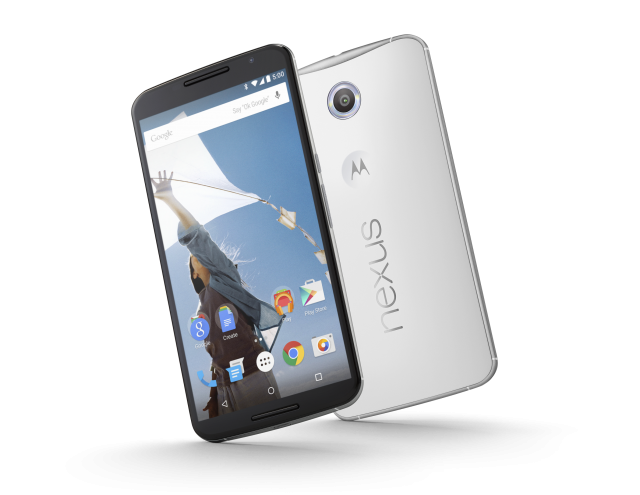 Nexus 6 Hero Image Cloud White LARGE