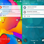 Samsung Galaxy S5 Android 5.0 Lollipop 1