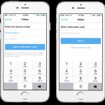 Twitter Digits concept app