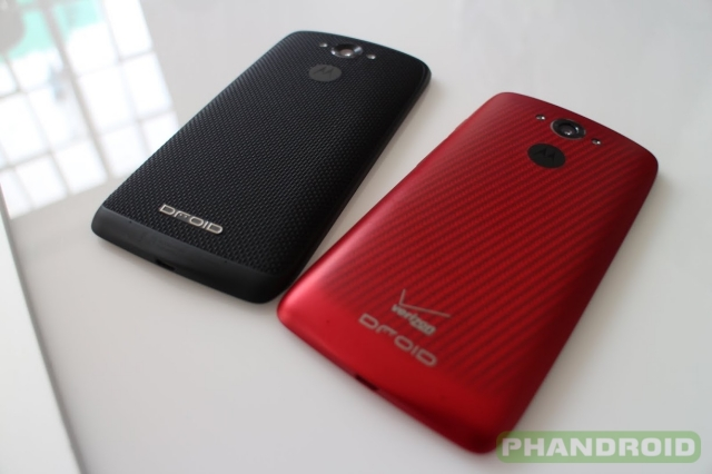 droid turbo hands 4