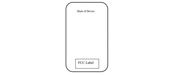 nexus 6 fcc label