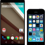 Nexus 6 vs iPhone 5S