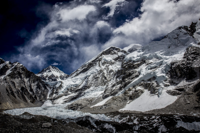 snowy mounts