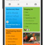 Google Keep sharing notes 1