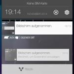 HTC One M8 Sense 6 Android 5.0 Lollipop leak 1