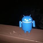 Nexus 6 Nighttime Flash