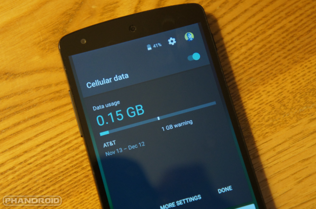 Lollipop data