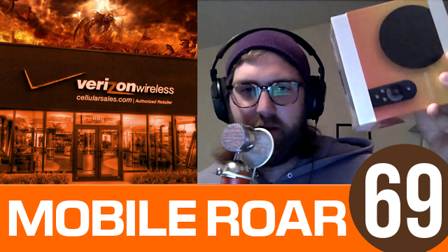 Mobile Roar 69: Verizon horror story, Nexus impressions, and Material feelings