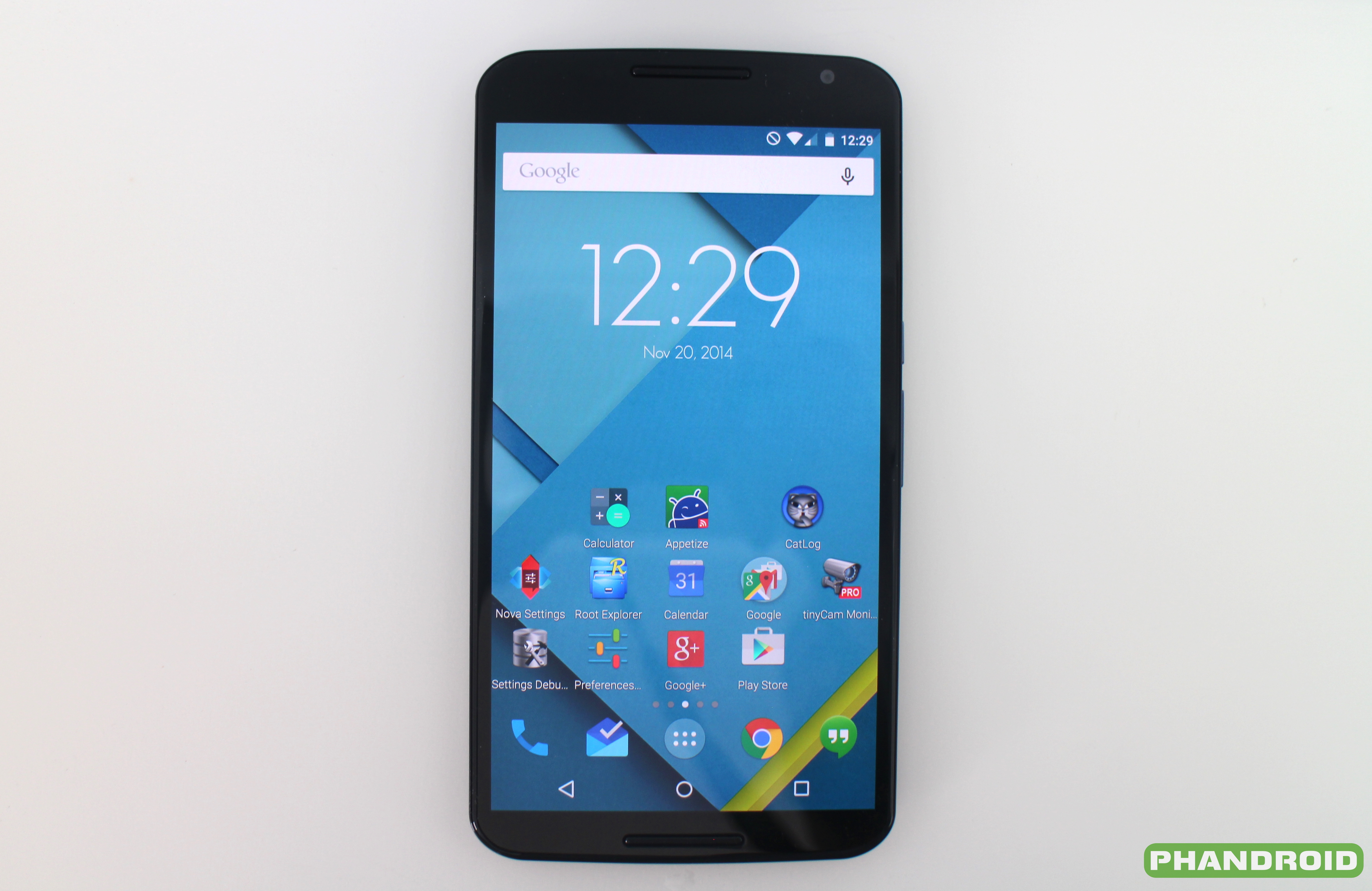 Android 5.0.1 now rolling out to Nexus 4, 6, 7, and Moto G GPe [OTA ...