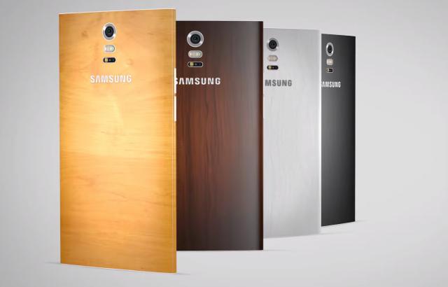 Samsugn Galaxy Note 4 concept