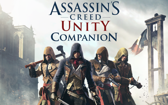 assassins creed unity companion