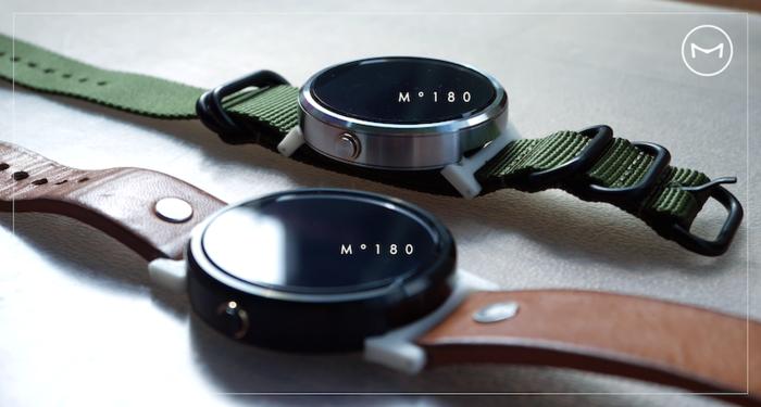 moto watch band adapters