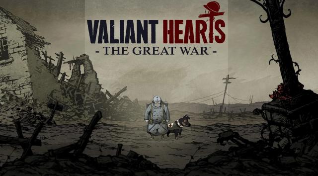 valiant hearts title