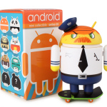 Android Collectibles Series 5 Sk8Cop